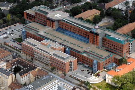 Honvéd kórház smartcool hűtéstechikával